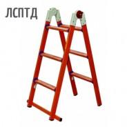 Лестница-стремянка стеклопластиковая Диэлектрик ЛСПТД-2,0