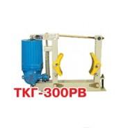Тормоз колодочный ТКГ-300РВ