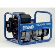 Бензогенератор мощностью 2,7 кВт PHOENIX 3000