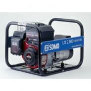 Бензогенераторы мощностью 2,2 кВт LX 2500