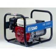 Бензогенератор мощностью 2,2 кВт HX 2500