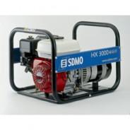 Бензогенератор мощностью 3 кВт HX 3000