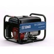 Бензогенератор мощностью 2,2 кВт SH 2500