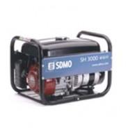 Бензогенератор мощностью 3 кВт SH 3000