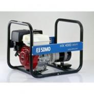 Бензогенератор HX4000 (4 кВт)