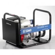 Бензогенератор HX6000-2 (6 кВт)