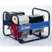 Бензогенератор HX5000T (4 кВт)