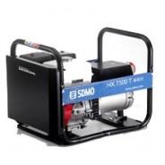 Бензогенератор HX7500T-2 (6 кВт)