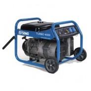Бензогенератор TURBO 4000 (4 кВт, с баком большой емкости)
