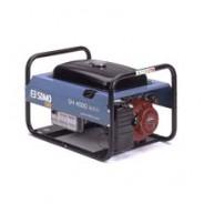 Бензогенератор SH4000 (4 кВт, с баком большой емкости)