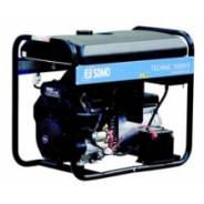 Бензогенератор Technic 10000E (10 кВт)