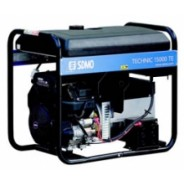Бензогенератор трёхфазный Technic 15000TE (10 кВт)