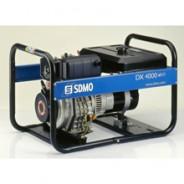 Дизель-генератор DX 4000 (3,4 кВт)