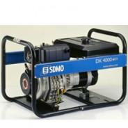 Дизель-генератор с электростартером DX 4000E (3,4 кВт)