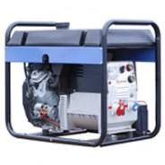 Бензиновая электростанция для сварки постоянным током до 270А VX 270/10HE