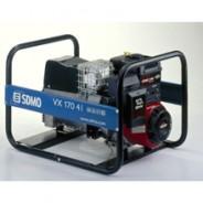 Бензиновая электростанция для сварки переменным током до 170 А VX 170/4l