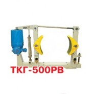 Тормоз колодочный ТКГ-500РВ