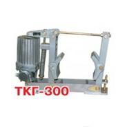 Тормоз колодочный ТКГ-300
