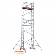 Алюминиевая вышка-тура Krause Monto Protec 12,3м