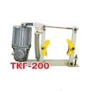 Тормоз колодочный ТКГ-200