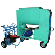 Агрегат для огнезащитных покрытий КСОМ СОВ-5