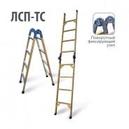 Лестница-трансформер диэлектрическая ЛУЧ ЛСП-2x1,5 ТС
