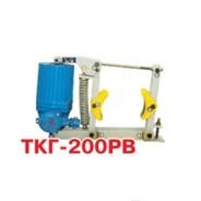 Тормоз колодочный ТКГ-200РВ