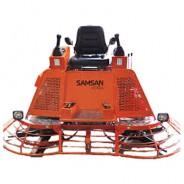 Машина затирочная двухроторная Samsan HPT 461
