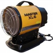 Инфракрасный обогреватель дизельный MASTER XL-6